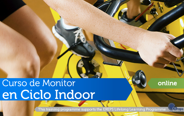 Curso de Monitor de Ciclo Indoor Nivel I